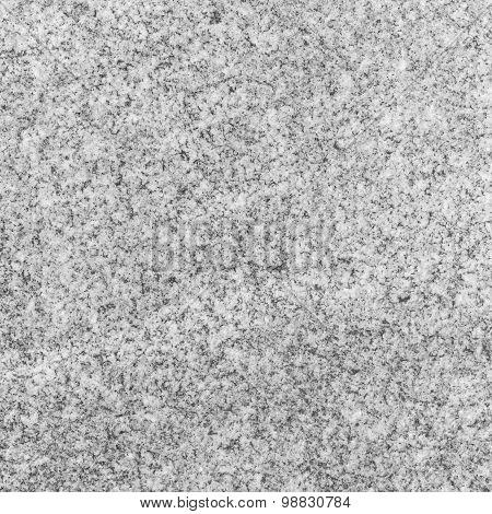 Gray Granite Texture.