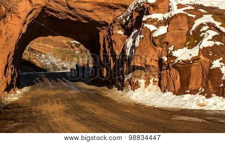 Red Rocks Tunnel