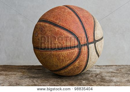 Old Basketball