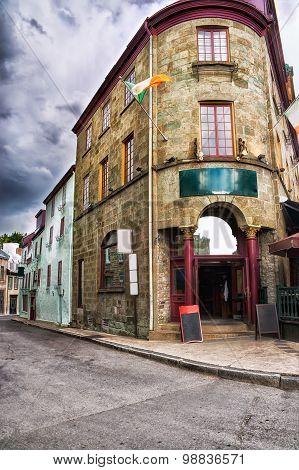 Old Quebec Building