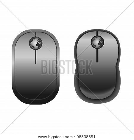 Black Mouses