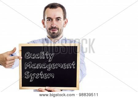 Quality Management System Qms