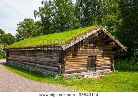 Norwegian Farm House