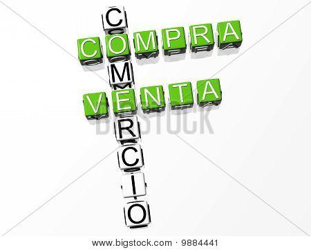 Compra Venta Crossword
