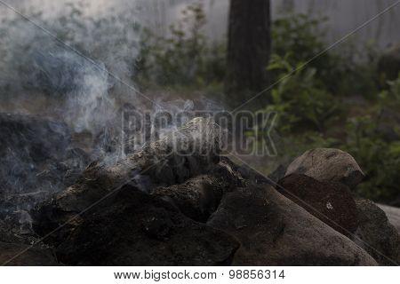 Smoke without a fire