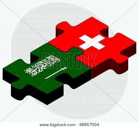 Switzerland And Saudi Arabia