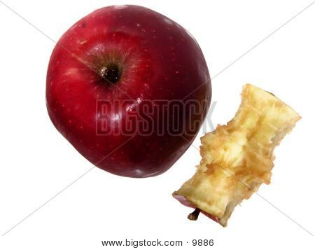 Apple And Core