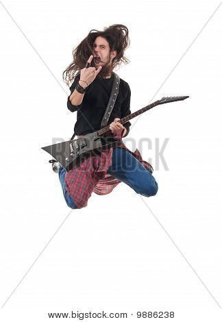 Heavy Metal Rocker Jumps