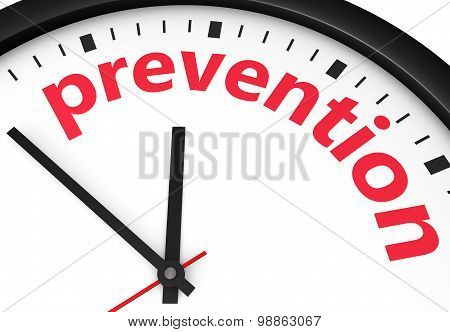 Prevention Healthcare Concept