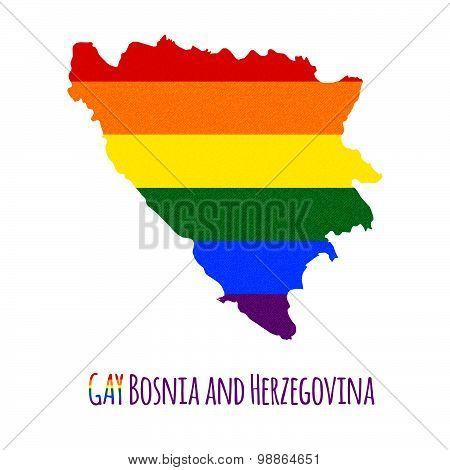 Bosnia And Herzegovinamap