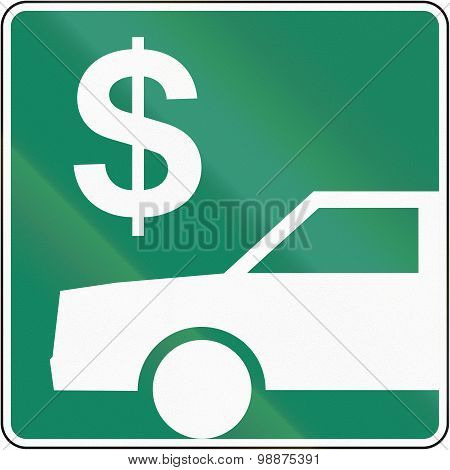 Toll Payment In Canada