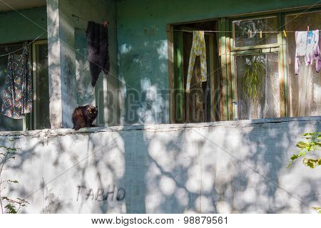 Housing Low-income Families. Ukraine, Donetsk