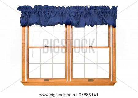 Isolated Double Window (clipping Path)