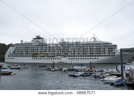 The World Cruise Ship