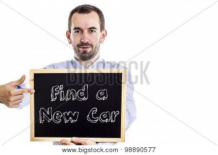Find A New Car