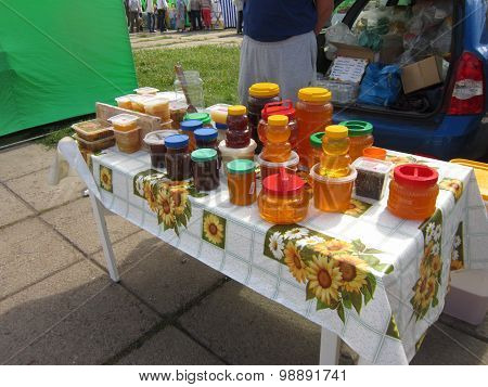 Honey fair