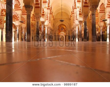 Great Mosque - Mezquita in Cordoba - Spain