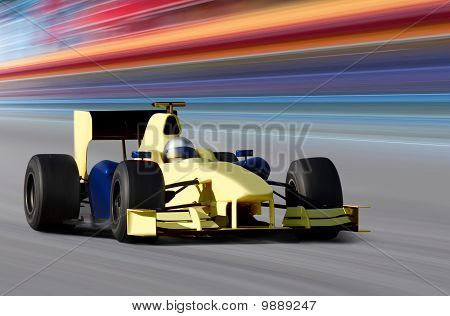 Yellow Bolide