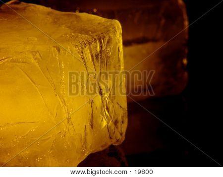 Yellow Icewall