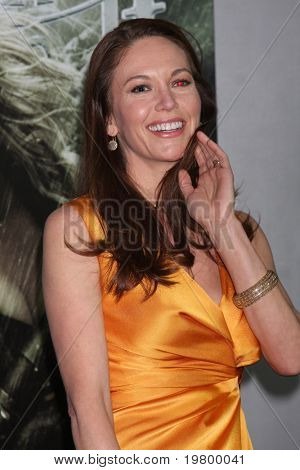 LOS ANGELES - MAR 23:  Diane Lane arrives at the