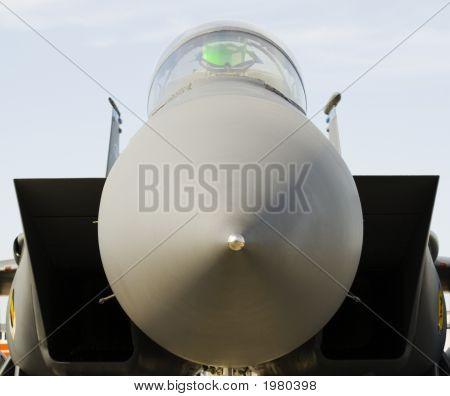 F-15 Strike Eagle Closeup
