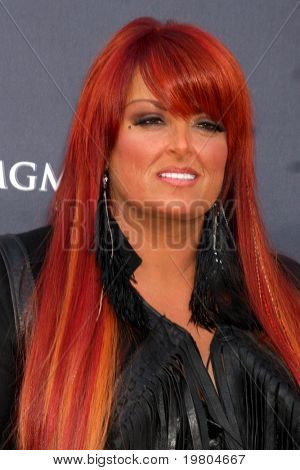 LAS VEGAS - APR 3:  Wynonna Judd arriving at the Academy of Country Music Awards 2011 at MGM Grand Garden Arena on April 3, 2011 in Las Vegas, NV.