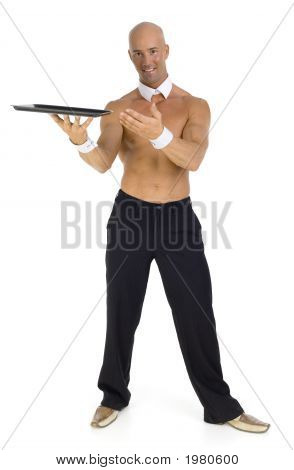 Undressed Waiter