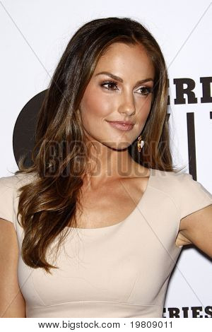 LOS ANGELES - APR 12:  Minka Kelly arriving at the