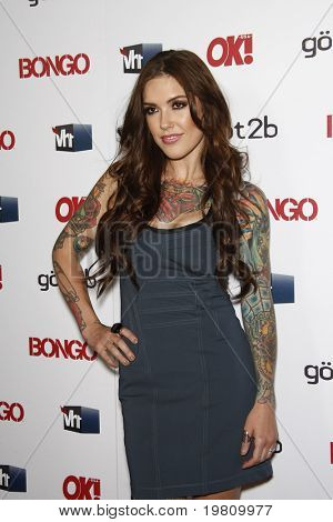 LOS ANGELES - APR 14:  Casey Patridge arrives at the OK magazine 'Sexy Singles Party'  at The Lexington Social House on April 14, 2011 in Los Angeles, CA.