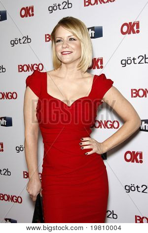 LOS ANGELES - APR 14:  Carrie Keagan arrives at the OK magazine 'Sexy Singles Party'  at The Lexington Social House on April 14, 2011 in Los Angeles, CA.