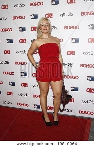 LOS ANGELES - APR 14:  Darcy Odom arrives at the OK magazine 'Sexy Singles Party'  at The Lexington Social House on April 14, 2011 in Los Angeles, CA.