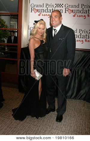 LOS ANGELES - APR 15:  Jenna Jameson, Tito Ortiz attending the 2011 Toyota Grand Prix Charity Ball at Westin Long Beach on April 15, 2011 in Long Beach, CA.