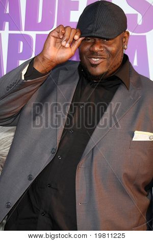 "LOS ANGELES - APR 19:  Abraham McDonald arrives at the ""Madea's Big Happy Family"" Premiere at ArcLight Cinemas Cinerama Dome on April 19, 2011 in Los Angeles, CA.."