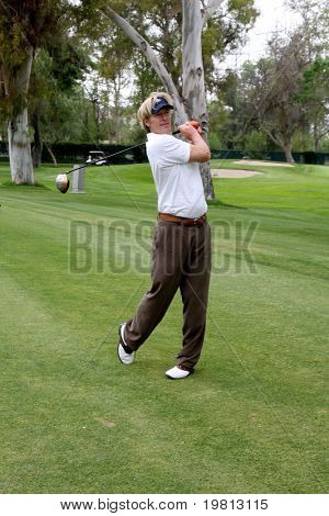 LOS ANGELES - APR 18:  Jack Wagner at the 2011 Jack Wagner Golf Classic to benefit The Leukemia & Lymphoma Society at Valencia Country Club on April 18, 2011 in Valencia, CA..