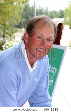 LOS ANGELES - APR 18:  Rick Neuheisel at the 2011 Jack Wagner Golf Classic to benefit The Leukemia & Lymphoma Society at Valencia Country Club on April 18, 2011 in Valencia , CA..