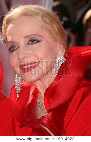 LOS ANGELES - 27 de abr: Anne Jeffreys chegando no TCM Classic Film Festival um e estreia mundial