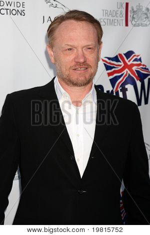 LOS ANGELES - APR 26:  Jared Harris arriving at the 5th Annual BritWeek Launch Party at British Consul General's residence on April 26, 2011 in Los Angeles, CA..