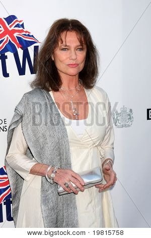 LOS ANGELES - APR 26: Jackie Bissett Ankunft auf dem 5th Annual BritWeek Launch Party bei British Co