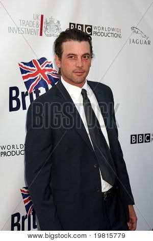 LOS ANGELES - APR 26:  Skeet Ulrich arriving at the 5th Annual BritWeek Launch Party at British Consul General's residence on April 26, 2011 in Los Angeles, CA..