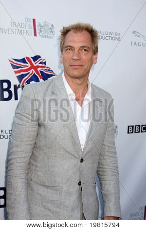 LOS ANGELES - APR 26:  Julian Sands arriving at the 5th Annual BritWeek Launch Party at British Consul General's residence on April 26, 2011 in Los Angeles, CA..