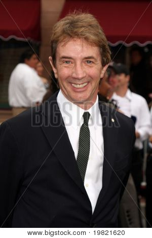 "LOS ANGELES - MAY 7:  Martin Short arriving at the ""Pirates of The Caribbean: On Stranger Tides"" World Premiere at Disneyland on May 7, 2011 in Anaheim, CA"
