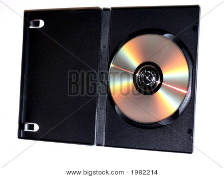 Dvd In Plastic Box