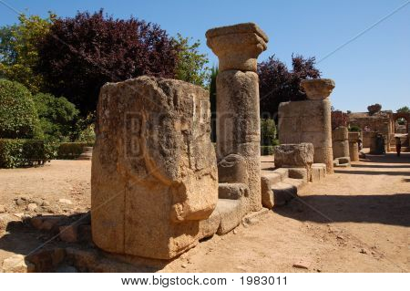 Ruins Of Merida 3