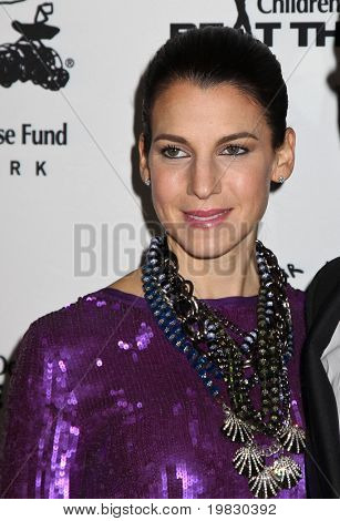 NEW YORK - DECEMBER 06:  Jessica Seinfeld    attends the 20th Anniversary Celebration of the Children's Defense Fund's Beat the Odds Program at Guastavino's on December 6, 2010 in New York City.