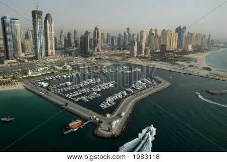 Marina Buildings & Marinas In The Emirate Of Dubai