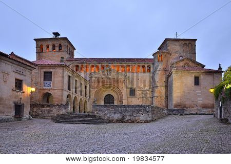 Church Of Santillana Del Mar