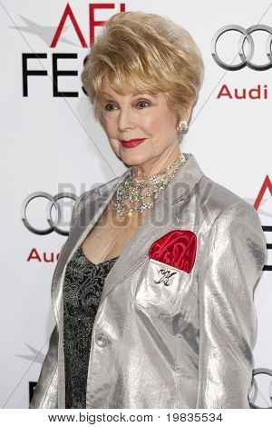 HOLLYWOOD, CA. - NOVEMBER 3: Karen Kramer attends the AFI Fest premier of Everybody's Fine on November 3, 2009 at The  Grauman's Chinese Theater in Hollywood.