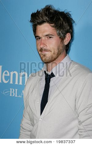 HOLLYWOOD, CA. - JULY 13: Actor Dave Annable attends Fat Tuesday at The ESPYs on July 13, 2010 in Hollywood, Ca.