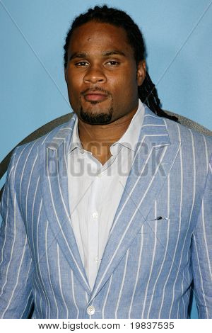 HOLLYWOOD, CA - JULY 13: Cleveland Browns football player Josh Cribbs attends Fat Tuesday at The ESPYs on July 13, 2010 in Hollywood, CA.