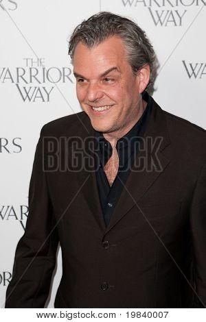 LOS ANGELES. - NOVEMBER 19:  Danny Huston attends the special screening of The Warriors Way on November 19, 2010 at  CGV Cinemas in Los Angeles, CA.